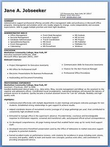 sample resume administrative assistant resume downloads With free administrative assistant resume templates