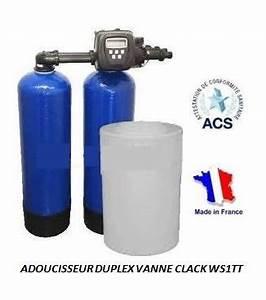 Adoucisseur D Eau Avis : test et avis adoucisseur d 39 eau duplex 2x50l clack ws1tt ~ Nature-et-papiers.com Idées de Décoration