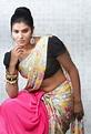 South Model Rythamika Portfolio Hot Stills