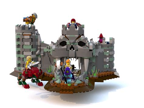 siege lego lego ideas he siege on grayskull
