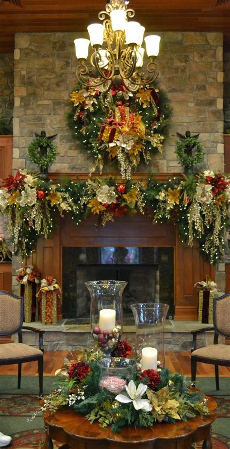 elegant fireplace christmas decorating ideas 675 best images about fireplaces on mantels mantles and