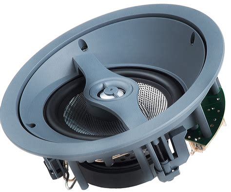 Polk Angled In Ceiling Speakers by Ace670 Angled Kevlar Lcr Trimless Home Theater 6 1 2