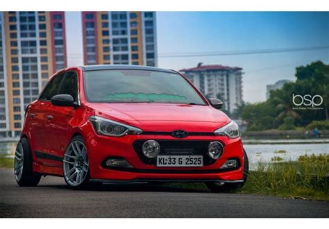 Hyundai I20 Modification by Hyundai Elite I20 5 Extremely Modified Exles From India