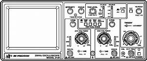 To An Oscilloscope Ac Diagram