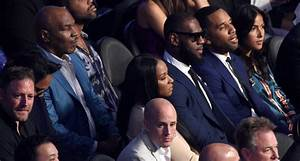 Mike Tyson says '10 foot tall' LeBron James blocked his ...