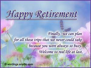 Happy Retirement Wishes for Friends - Text for Retirement ...