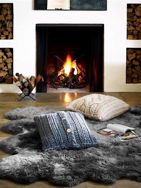 faux fur home decor ideas  cozy   space