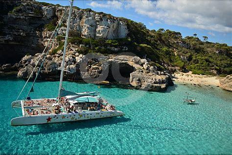 Catamaran Boat Trip Menorca catamaran boat trip majorca palma and colonia st jordi