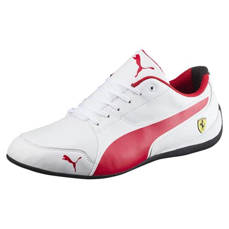 David ferraris trainer profile including major winners, current entries, recent results, stats for the season, per track and jockey combinations. Lyst - Puma Ferrari Drift Cat 7 Sneakers in White for Men