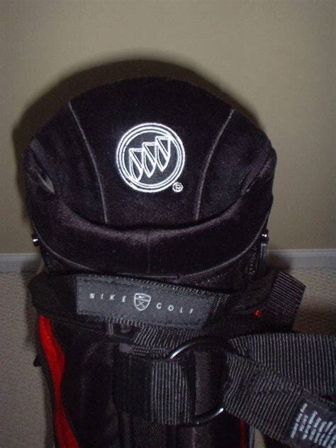 Nike Golf Tiger Woods Buick Stand Bag $180 Retail ...