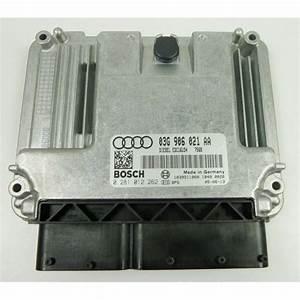 Audi A3 2l Tdi 140 : calculateur moteur pour audi a3 2l tdi 140 cv moteur bmm ref 03g906021aa 03g997017lx ref bosch ~ Gottalentnigeria.com Avis de Voitures