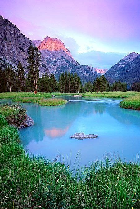 15 Amazing Places To Visit In Wyoming  Ranges, Rivers And