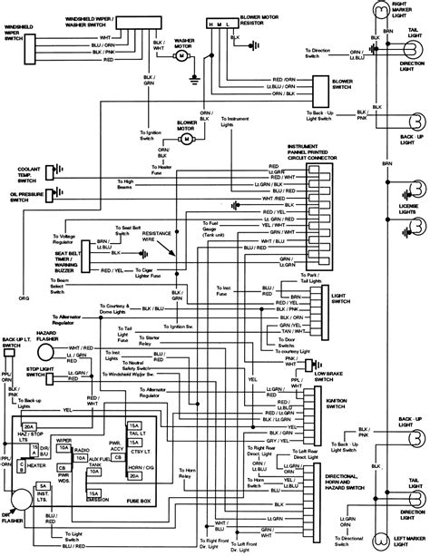 Starter Wiring Diagram 1984 Ford by 1987 Ford F150 Wiring Diagram Free Wiring Diagram
