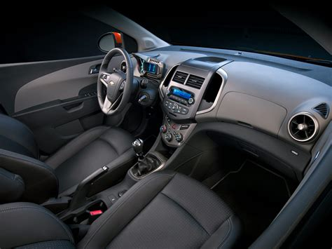 hatchback cars interior 2016 chevrolet sonic price photos reviews features