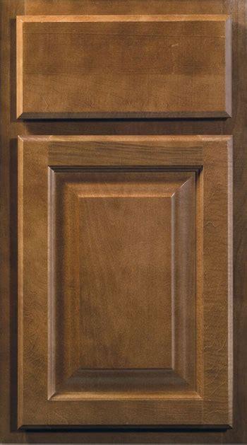 Saginaw Chestnut Sample Door