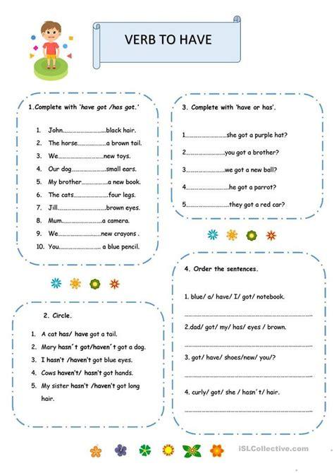 verb   english esl worksheets  distance