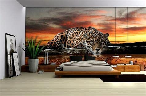 large wallpaper photo mural  bedroom living room decor