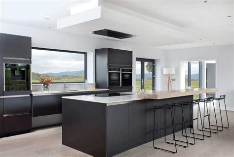 black kitchen design ideas 31 black kitchen ideas for the bold modern home