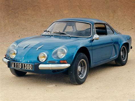 Alpine Renault by Fotos De Renault Alpine A110 1961