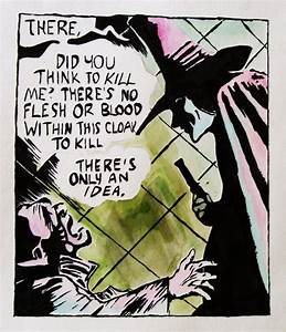 V for Vendetta Comic by Samanthamum on DeviantArt
