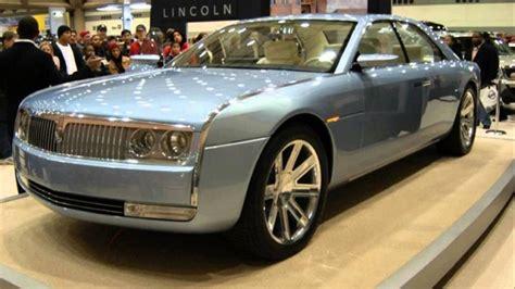2019 Lincoln Town Car  Return, Release Date, Platform