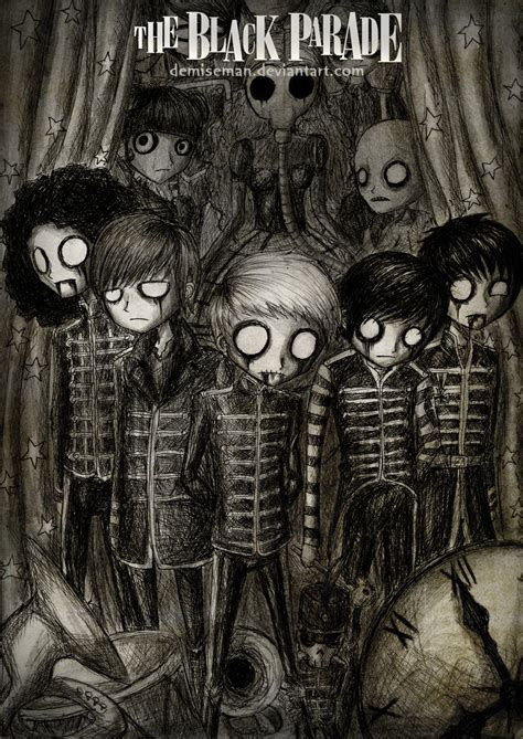 black parade wallpaper gallery