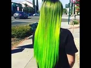 Pravana neon green