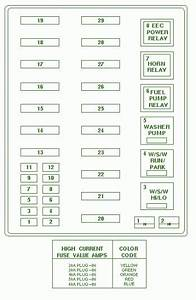 2004 F150 4wd Fuse Box Diagram