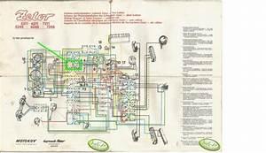 Zetor 7245 Wskaznik Paliwa Problem - Instalacja Elektryczna