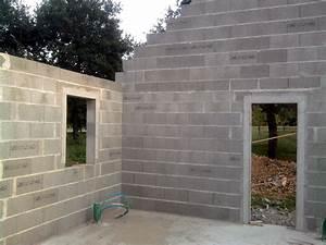 Monter Mur En Parpaing : monter un mur en parpaing comment proc der ~ Premium-room.com Idées de Décoration