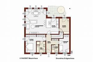 Wohn Und Esszimmer Auf 20 Qm : favorit massivhaus ~ Markanthonyermac.com Haus und Dekorationen