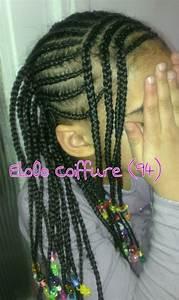 Coiffure Enfant Tresse : coiffure pour petite fille noire sans meche ~ Melissatoandfro.com Idées de Décoration