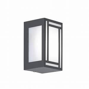Pflanzgefäße Außen Rechteckig : led aussen wandleuchte rechteckig mit einer h he von 15 cm ~ Sanjose-hotels-ca.com Haus und Dekorationen