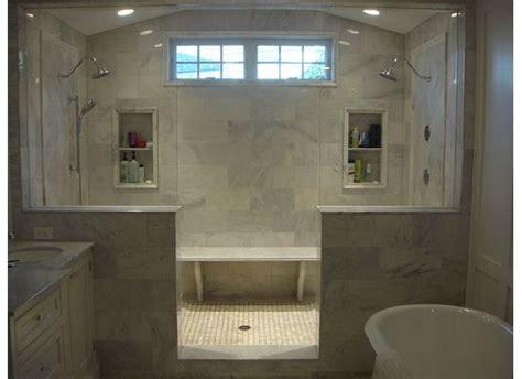 person shower bathroom remodel master master bath