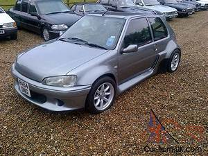 Peugeot 106 2 2 Mid Engined Wide Body Gti