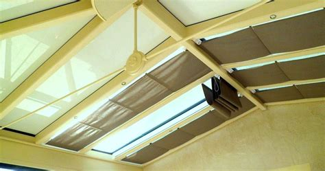 store toiture veranda interieur v 233 randa store et volet roulant leur fonction en