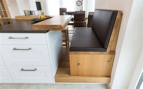Kücheninsel Mit Sitzplatz by Schlichte Landhausk 252 Che In 2019 Tisch Und Bank Comedores