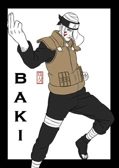 baki anime jk baki fanart by dynamic mangahelpers
