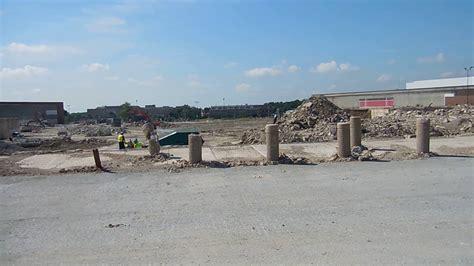 granite run mall demolition update 8 9 16 part 1 of 3