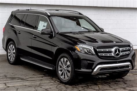 It has its own set of advantages. New 2018 Mercedes-Benz GLS GLS 450 4D Sport Utility in Salt Lake City #1M8365 | Mercedes-Benz of ...