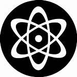 Science Symbol Icon Scientific Atom Biology Svg