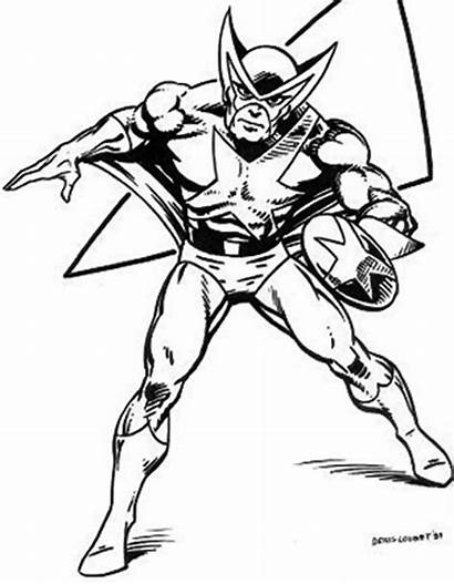 Crusader Rpg Champions Writeups Dc Hero Character