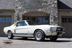 1967 Shelby GT500 Very Rare Factory Wimbledon White ...