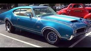 1969 Oldsmobile 442 Shades Of The Past 2013