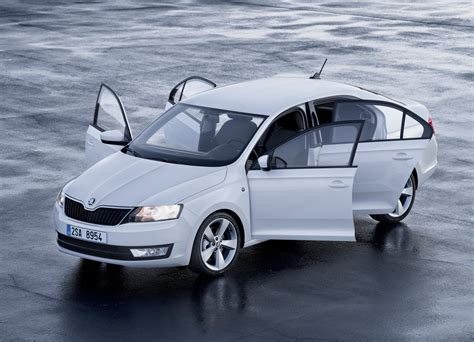 Skoda Rapid Open Door's