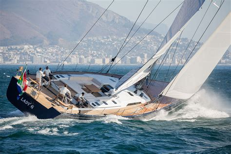 Show Sailing Yacht by Sws 94ft Sailing Yacht Photography Nautique Tv