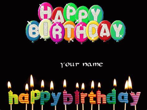 write   gif photo happy birthday wishes namegifcom