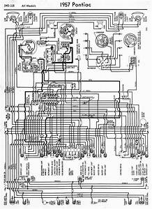 Complete Wiring Diagram Of 1957 Pontiac  59881