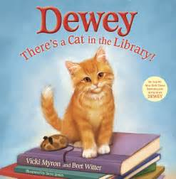 cat books dewey there s a cat in the library
