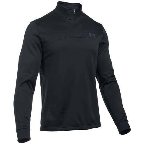 armour 2017 mens armour fleece icon 1 4 zip pullover
